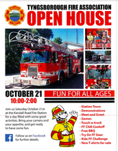 Fire Association Open House
