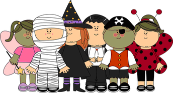 New! Students Can Wear Costumes on Halloween
