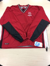Wind Breaker-Red