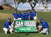 CIF Section Girls Golf Champs