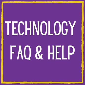 Technology FAQ and Help