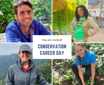 Conservation Career Day - Virtual Panels