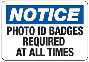 ID Badge Push