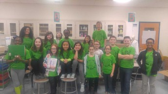 Job Well Done to Our Kitley Science Bowl Team!