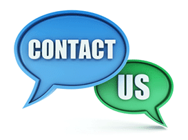 Reach out to us