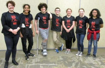 Sixth Grade Academic Challenge Team