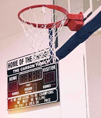 Upcoming Boy's Basketball Game