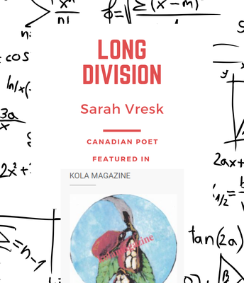 Secondary- Long Division by Sarah Vresk