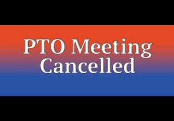 the march pto meeting...
