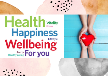 Health and Well-being by TES Health and Wellbeing Team