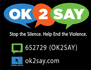 Stop the Silence. Help end the Violence.