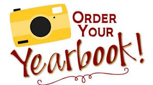Yearbook Orders Due by March 27