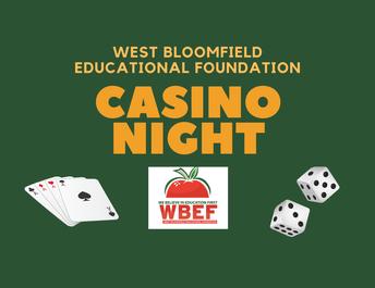 WBEF Casino Night - Feb. 7