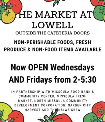 THE MARKET AT LOWELL