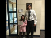 Junior High - Brianna Cox (7th Grade)