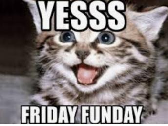 Friday Fun Day!