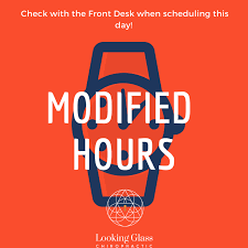 Modified Staffing Hours on Site