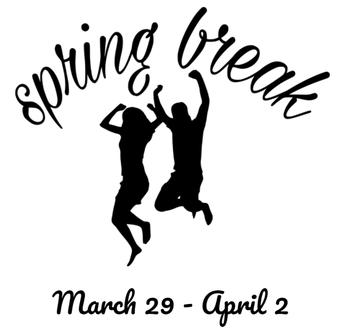 Spring Break!!