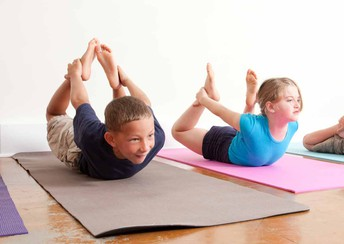 Kids Yoga Summer Series
