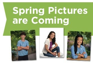 Spring Picture Day - February 24
