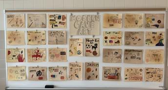 Grade 6 Cave Art