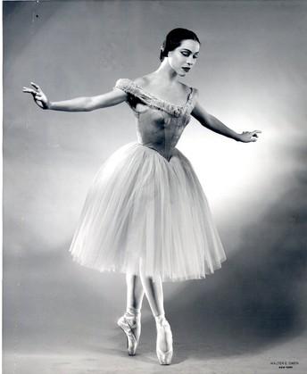Maria Tallchief (1925-2013)
