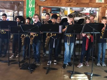 McMath Jazz Band