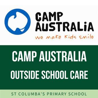 Camp Australia Newsletter