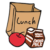 Breakfast/Lunch/Dinner is available for curbside pick-up it is FREE but you must pre-order