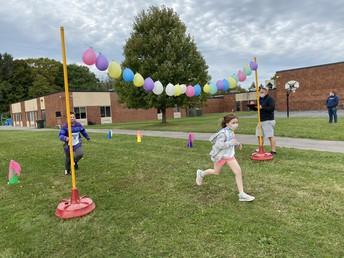 4th Grade Fun Run!
