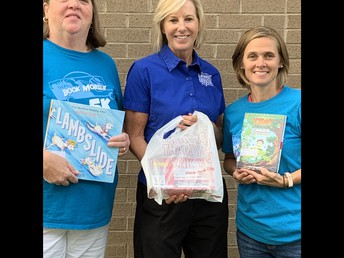 "Sugar Hill Elementary ""Feed & Read"" Curbside Pickup"