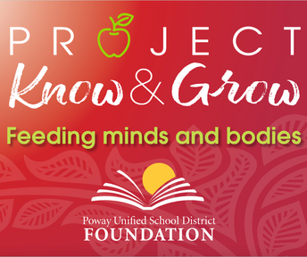 "The PUSD Foundation's ""Project Know and Grow"""