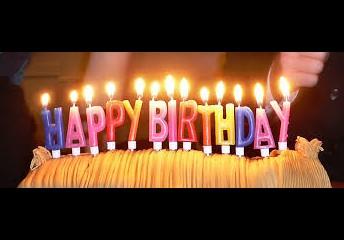 Happy Birthday: February Birthday Celebrations