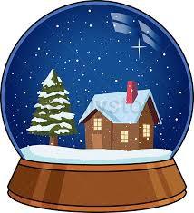 Create a Snow Globe!
