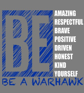 How will you BE A WARHAWK during Spring Break?