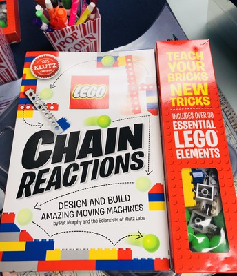 Legos and Chain Reactions Kits