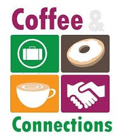 We'd like to invite you to attend our FREE Coffee & Connections Membership Event -