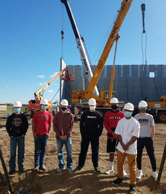 LQPV High School Gym Addition