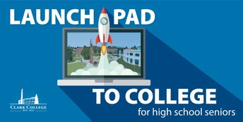 Launch Pad to College for High School Seniors