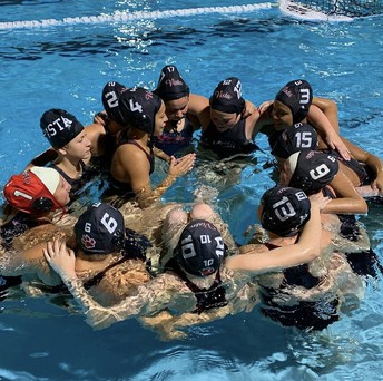 Girls and Boys Water Polo