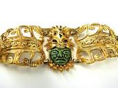 Aztecs gold