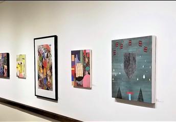 16th Annual Joanne Kerekes Student Art Gallery