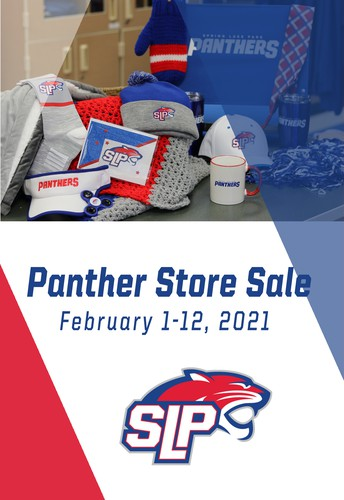 Panthers for a Purpose Panther Pride Sale, February 1-12