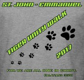 Tiger Unity Walk