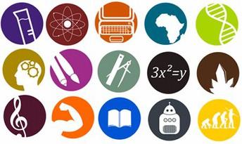 Matemáticas, ciencias, historia, inglés y más