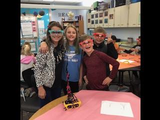 STEM Day in 4th Grade