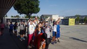 Staff & Students Experience the Solar Eclipse