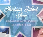 CTS Christmas Talent Show