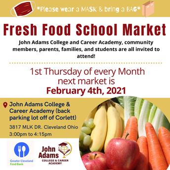 Fresh Food School Market