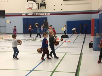 Physical literacy is important learning for growing bodies